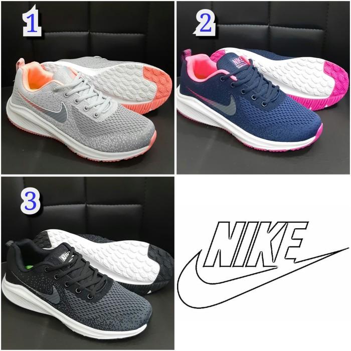 harga Sepatu nike airmax boots kulit premium tenis lari marathon senam zumba Tokopedia.com