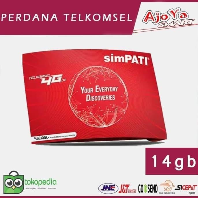 harga Telkomsel 14gb Tokopedia.com