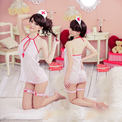Foto Produk Cosplay Costume Nurse 57H10 dari Butikasia