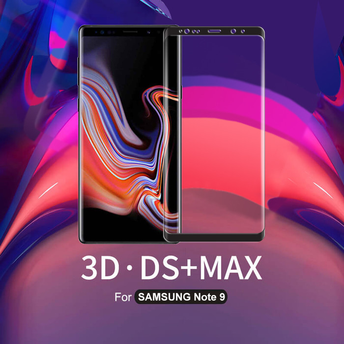 harga Nillkin amazing 3d ds+ max tempered glass for samsung galaxy note 9 Tokopedia.com