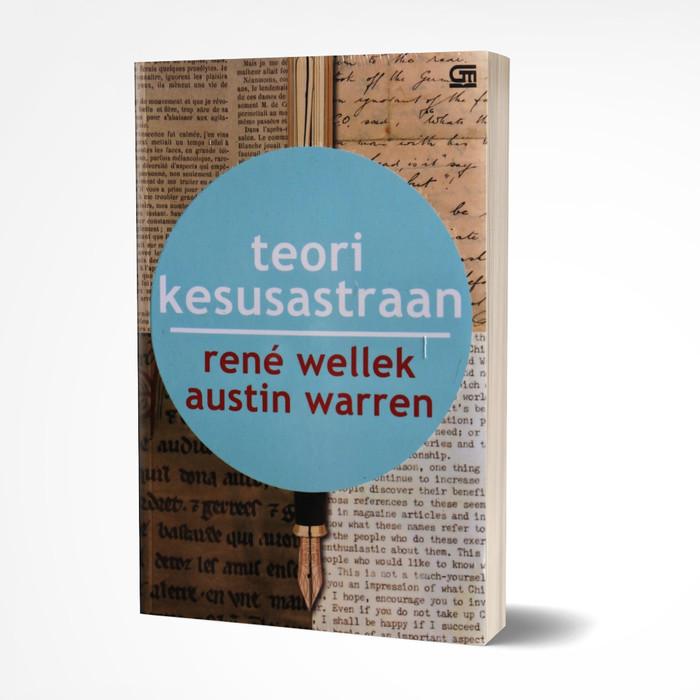 harga Teori kesusastraan (ori) -rene wellek & austin warren- Tokopedia.com