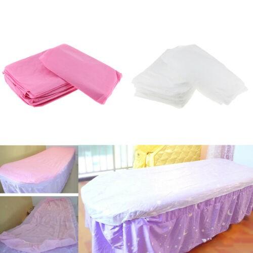 Jual 20pcs Soft Disposable Non Woven Spa Bed Cover Massage Facial