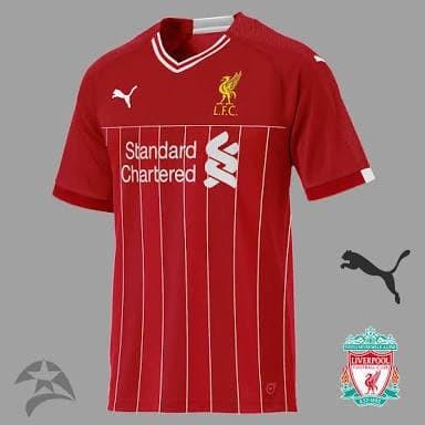 huge discount 734c6 a7316 Jual Jersey Liverpool Home LFC Home Grade Original 2019-2020 Official -  Kota Medan - Red Light Store | Tokopedia