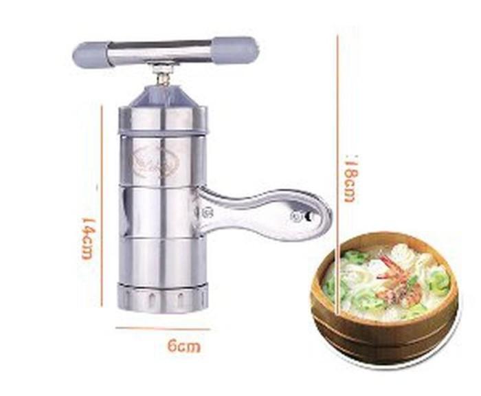 STOK TERBARU Noodle maker pasta maker Pembuat mie Cetak Berkualitas