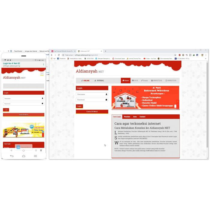 Jual Tutorial Mikrotik Internet Dari Modem / Hotspot HP VERSI 4 - ADD ON -  Kota Surabaya - Hanky Patrick | Tokopedia
