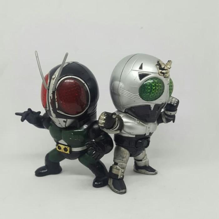 Jual figure chibi kamen rider black rx and shadowmoon set - DKI Jakarta -  Zoop Toys   Tokopedia