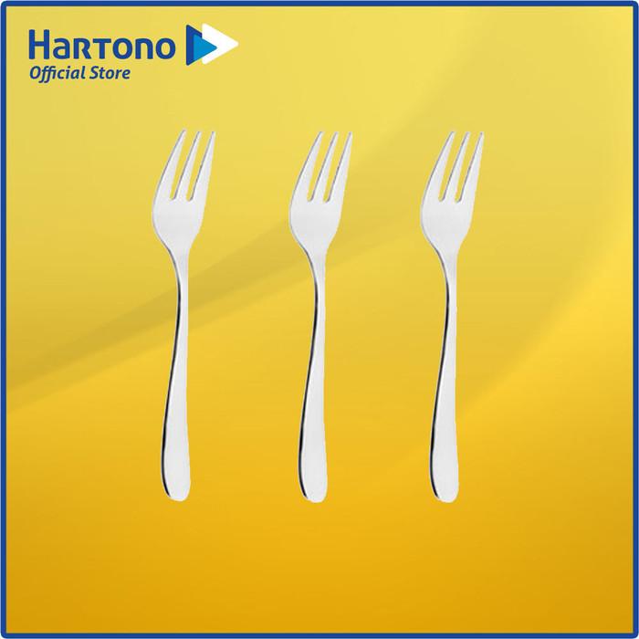 harga Carl schmidt sohn - asus 3pcs cake fork cs046781 Tokopedia.com