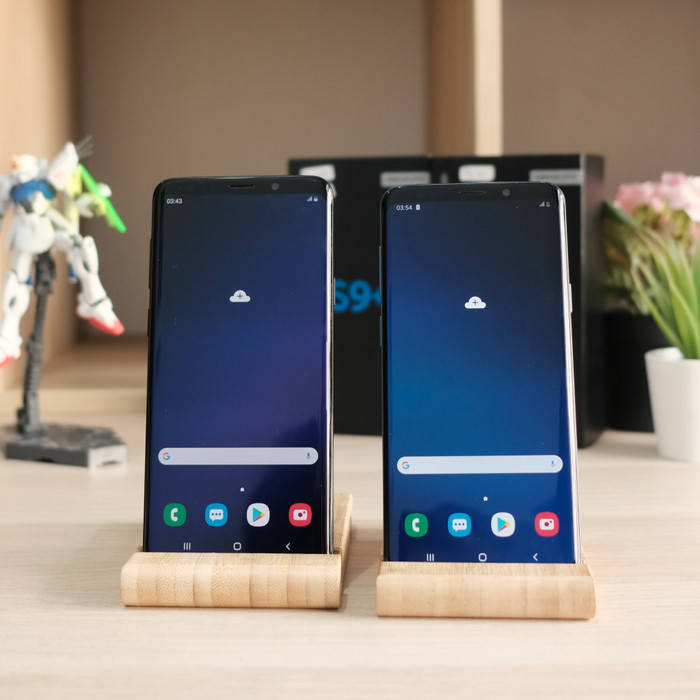 Foto Produk Samsung Galaxy s9 plus 128 gb sein mantap dari temanponsel
