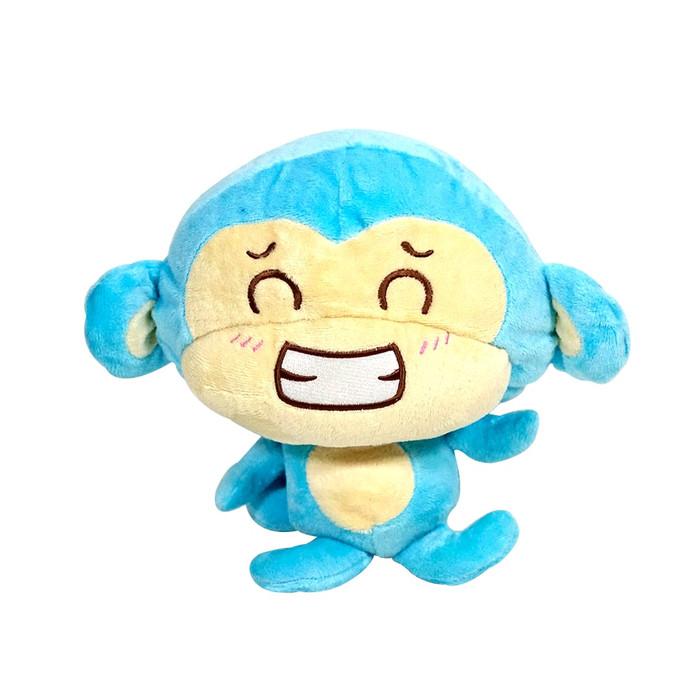 harga Boneka monyet monkey istana boneka chiyo soft blue Tokopedia.com