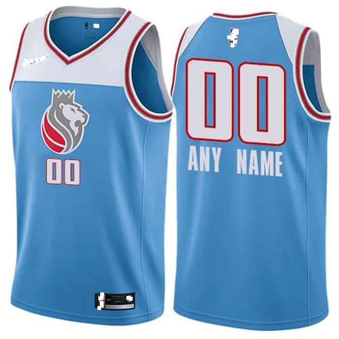 54005b2c Jual PREORDER CUSTOM NBA JERSEY BASKET SACRAMENTO KINGS - , - DKI ...
