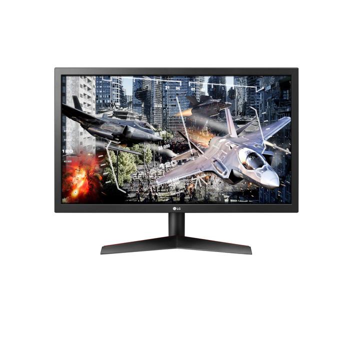 harga Lg gaming monitor 24gl600f-b 24gl600 ultragear 24gl600f [144hz 1ms] Tokopedia.com