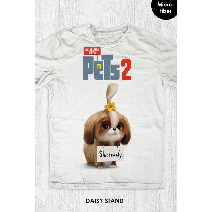 Jual Kaos Movies The Secret Life Of Pets Daisy Stand Jakarta Barat Littlelikz Tokopedia