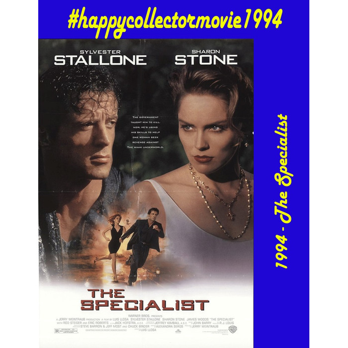 Jual Dvd The Specialist 1994 Jakarta Selatan Happyc Shop Tokopedia