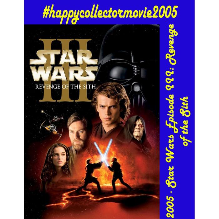 Jual Dvd Star Wars Episode Iii Revenge Of The Sith 2005 Jakarta Selatan Happyc Shop Tokopedia