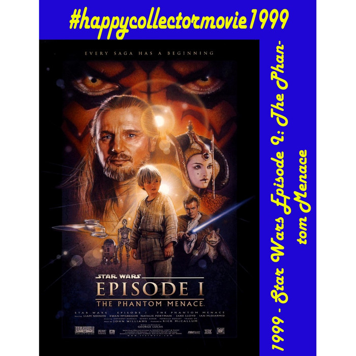 Jual Dvd Star Wars Episode I The Phantom Menace 1999 Jakarta Selatan Happyc Shop Tokopedia