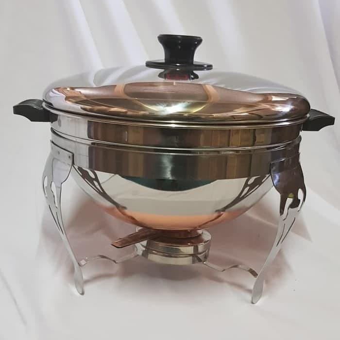 Jual Sewa Rental Alat Prasmanan Soup Pemanas Sup Chaffing Dish Kab Sidoarjo Nunung Catering Tokopedia