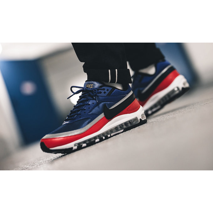 Jual Sepatu Nike Air Max 97 BW Deep Royal Blue Premium Original BNIB Jakarta Barat A&Z_Shop | Tokopedia