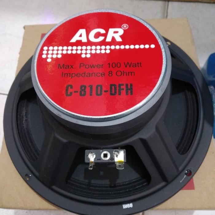 Foto Produk Speaker FR Full Range 8 Inch ACR C-810-DFH Hitam dari D'SaSuku