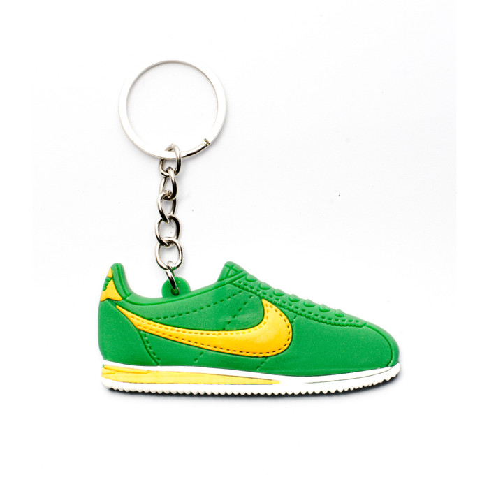 pretty nice 78517 44787 Jual Nike Cortez Green Yellow Keychain Keyring Sneakers - Kota Depok - Keix  shop   Tokopedia