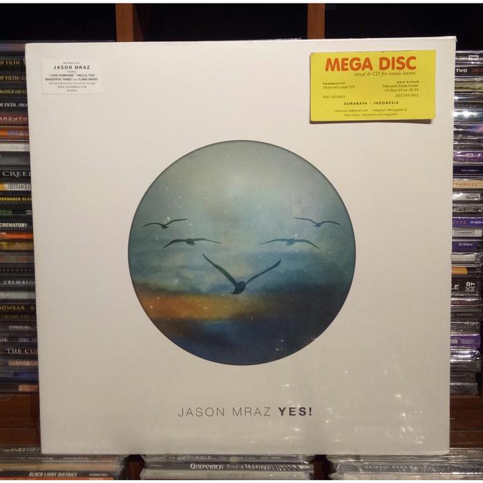 harga Lp jason mraz - yes! album vinyl piringan hitam record Tokopedia.com