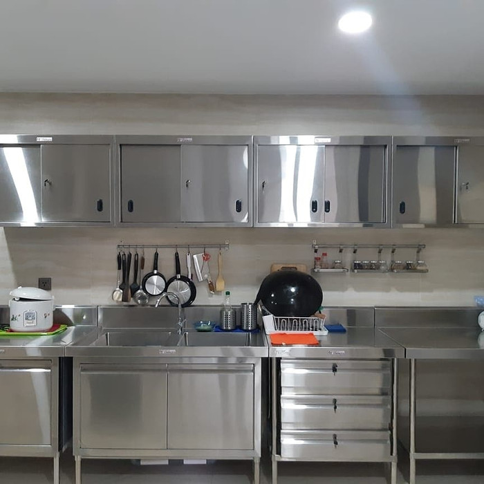 Our Choice of Best Stainless Steel Kitchen Set Galleries ...