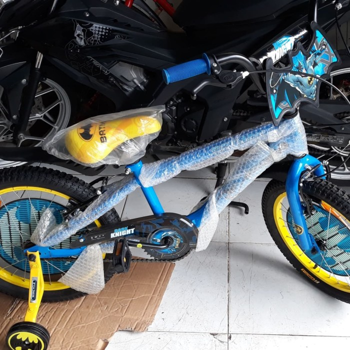 harga Sepeda bmx 18 wimcycle batman Tokopedia.com