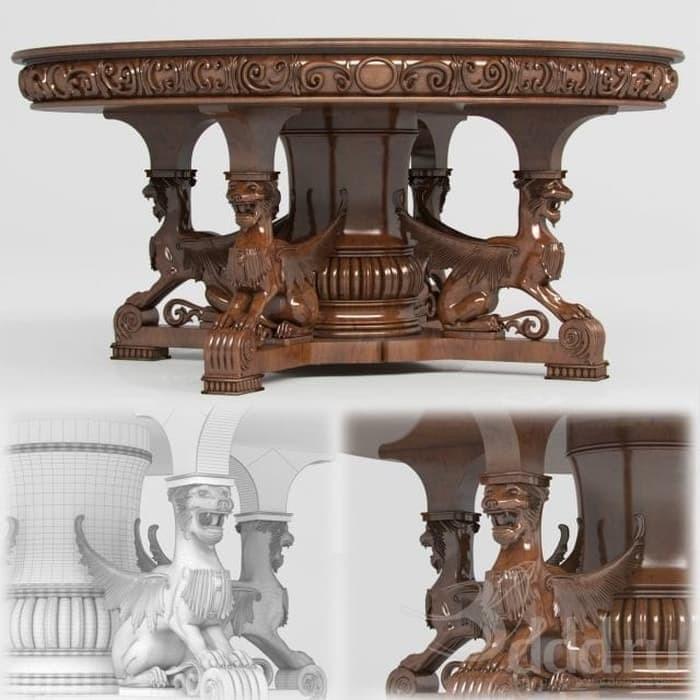 Jual Klik3dmodels 3DSky Pro Table and Chair Vol  01 - 3D Model 3dsmax Vray  - DKI Jakarta - PearlX Shop | Tokopedia