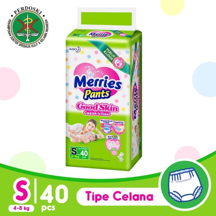 harga Merries pants good skin s 40s Tokopedia.com
