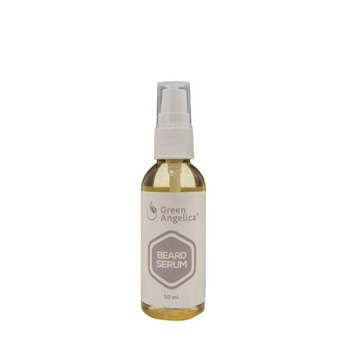 Foto Produk Penumbuh kumis, jambang Beard Serum Green Angelica mujarab berBPOM dari Green Angelica Herbal