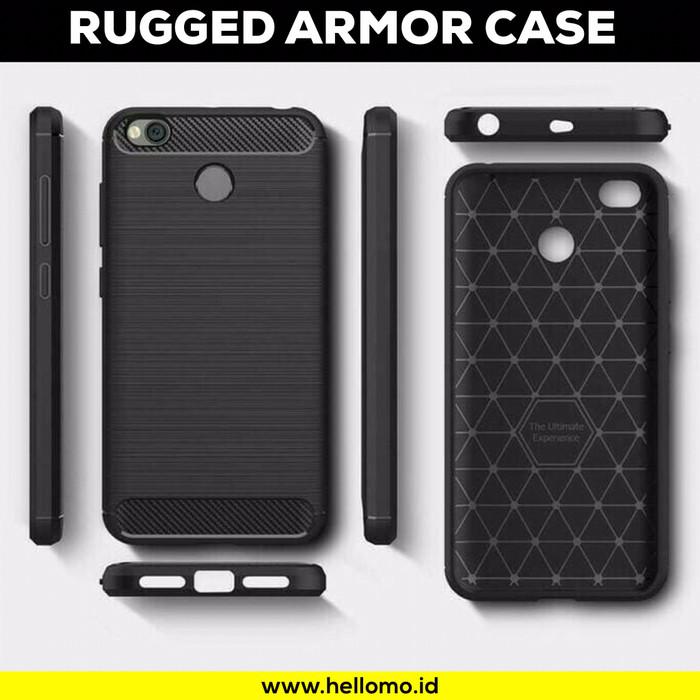 info for c8cb2 27c6b Jual Rugged Armor Case / Ipaky Carbon Case VIVO V7 V7+ PLUS V9 V11 V11PRO -  Hitam - Jakarta Utara - barangeksis | Tokopedia