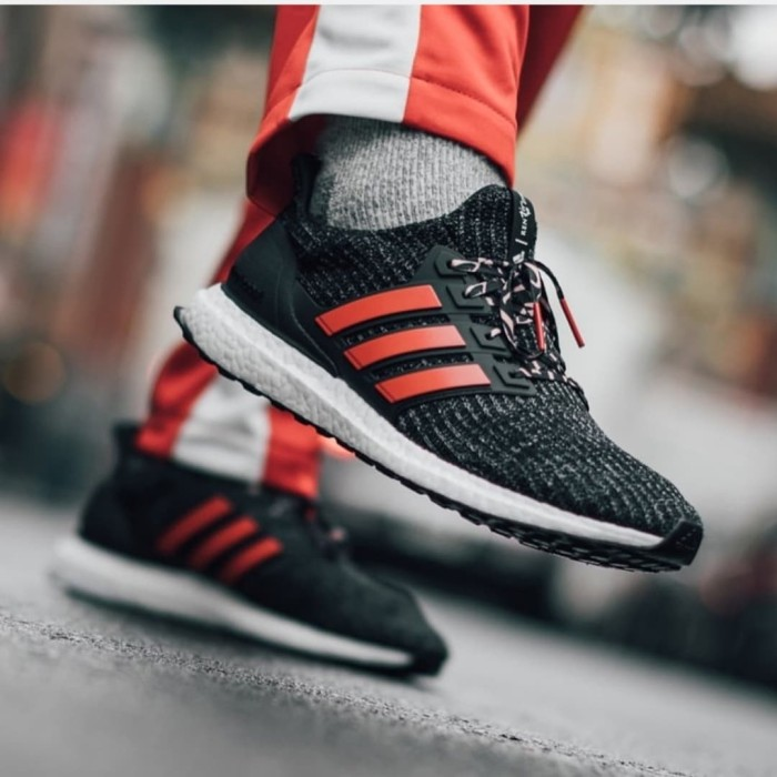 Adidas Ultra Boost Triple Black trainers for cheap Sale