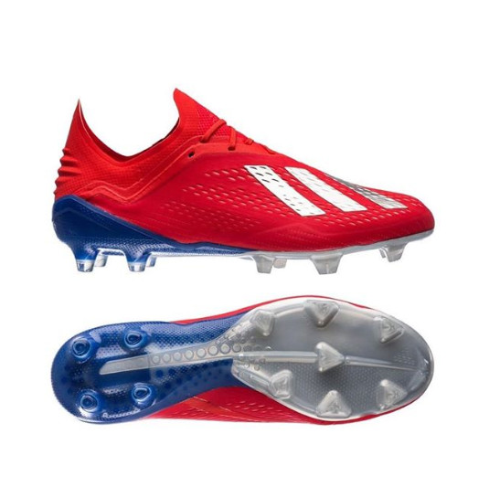 Jual Sepatu Bola Adidas X 18 1 Fg Bnib Original Red Kab Gresik