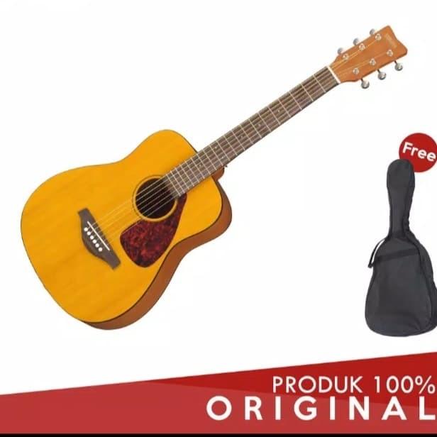 Jual Yamaha FG-junior JR 1 Acoustic Guitar With Softcase (sudah ada pream)  - Kab  Jember - Gitar Sahrul | Tokopedia