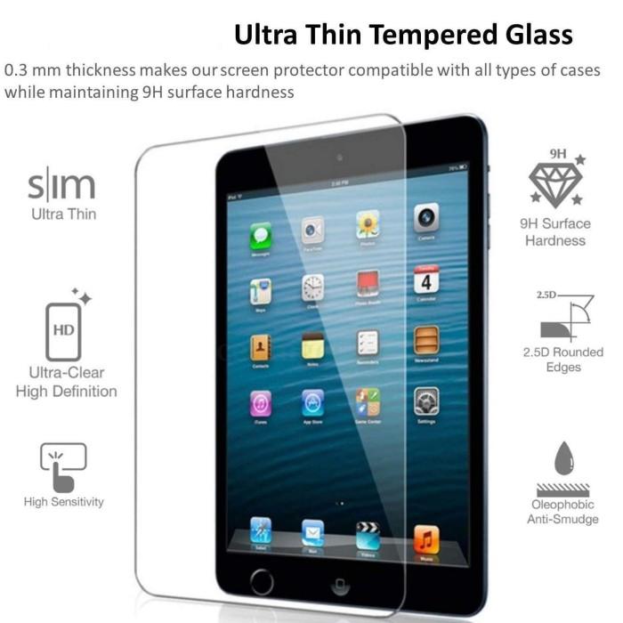 harga Premium tempered glass ipad mini 5 / ipad mini 4 full glue Tokopedia.com