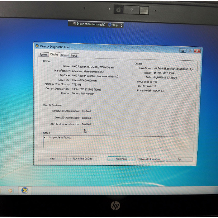 Hp Elitebook 8470p Driver