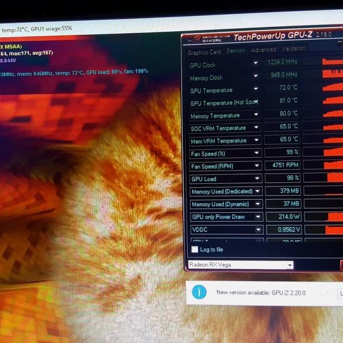 Jual Gaming Rx Vega 56 setting setara GTX 1080 - Kota Surabaya - Circle B |  Tokopedia