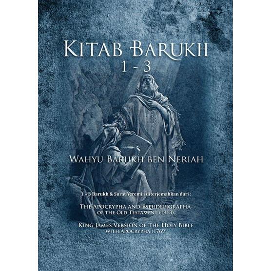 Foto Produk Kitab Barukh 1—3: Wahyu Barukh ben Neriah dari Aleph Tav
