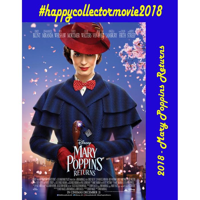 Jual Dvd Mary Poppins Returns 2018 Jakarta Selatan Happyc Shop Tokopedia