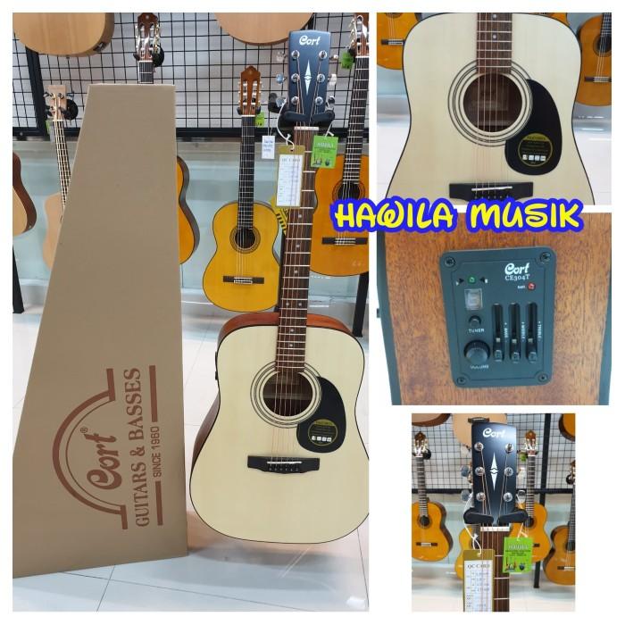 harga Electric acoustic gitar cort ad810 e op ad810e op original bonus tas Tokopedia.com