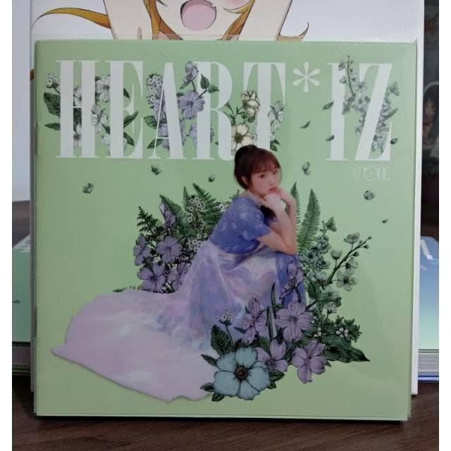Jual Choi Yena Iz*one Izone Album Violeta Ver - Heart*Iz - Jakarta Pusat -  Subur bersama | Tokopedia