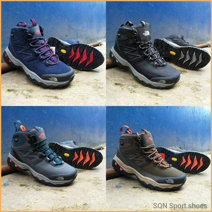 Jual Sepatu Outdoor The North Face Sepatu Gunung Tracking Original