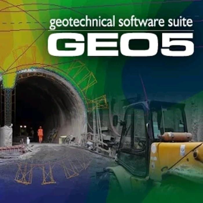 Jual GEO5 Bentley Geostructural Analysis 16 Murah - Jakarta Selatan - blue  softwear | Tokopedia