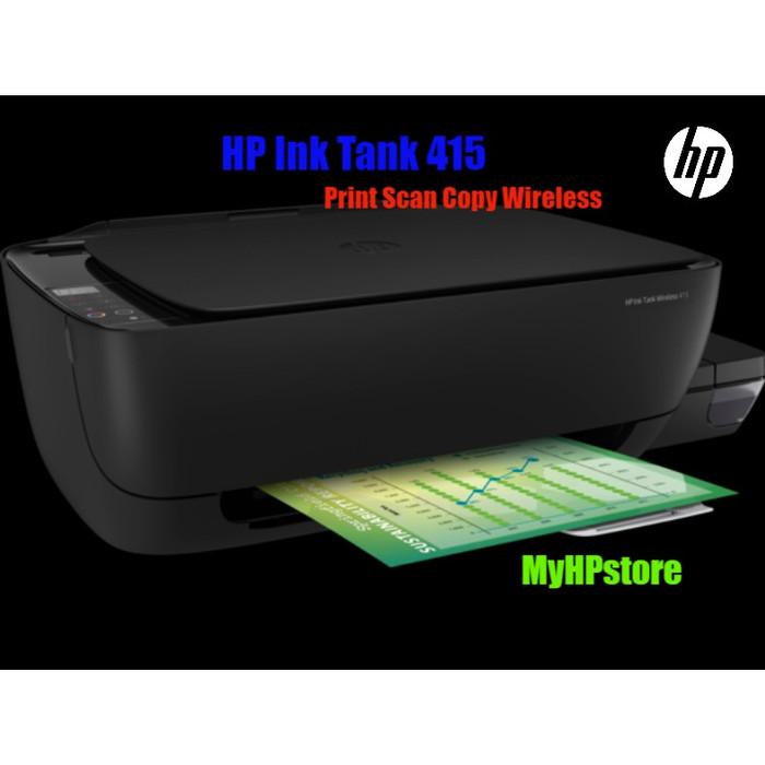 Jual HP Ink Tank Wireless 415 - DKI Jakarta - HP Store | Tokopedia