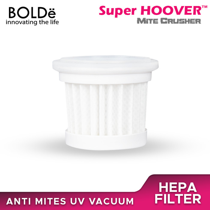 Foto Produk BOLDe Hepa Filter Super Hoover Mite Crusher dari BOLDe Official Store