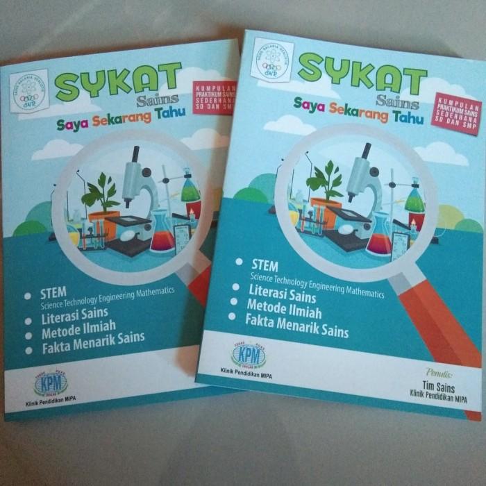 Foto Produk SYIKAT (Sekarang Saya Tahu) Sains dari KPM Mart