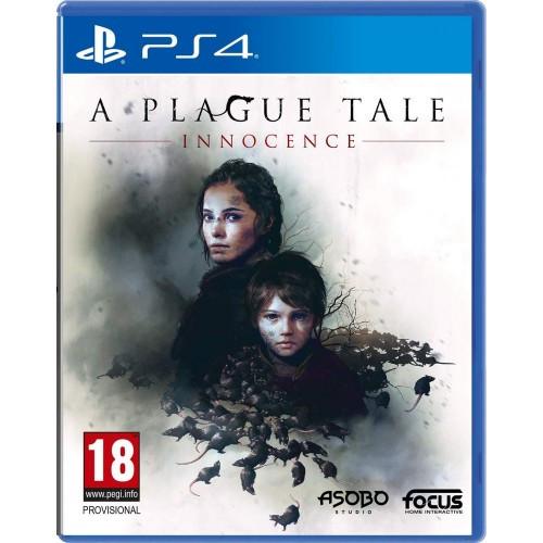 harga Ps4 a plague tale : innocence (region 2/eur/english) Tokopedia.com