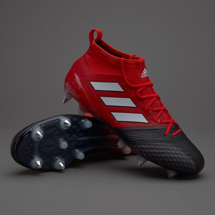 promo code e87c7 6f71c Jual SALE Sepatu Bola adidas ACE 17.1 Primeknit SG - Red/White/Core Black -  Kab. Cilacap - A.T.P SPORTS   Tokopedia