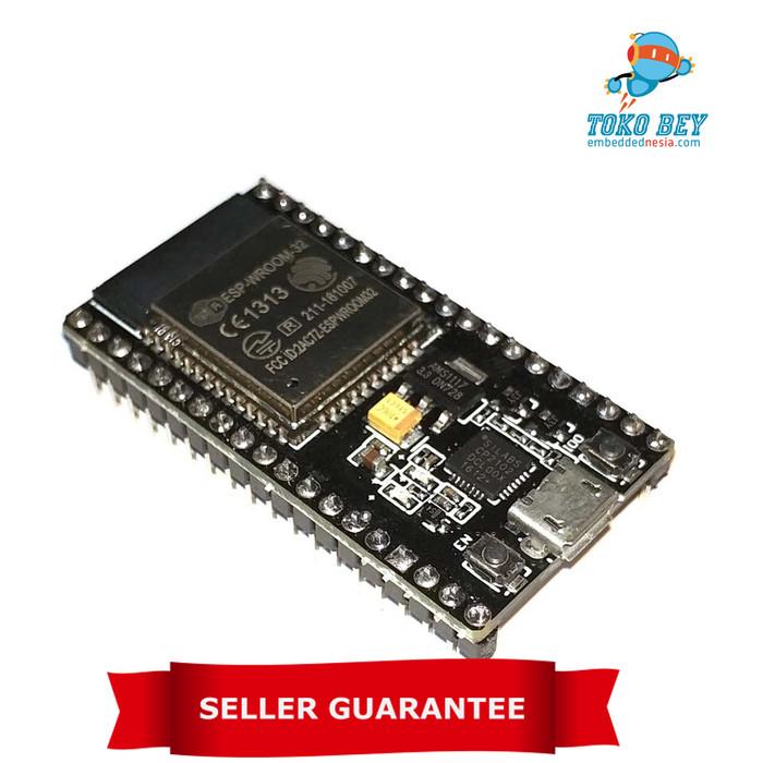 Foto Produk ESP32S ESP32 Development Board WiFi Bluetooth based on ESP-WROOM-32 dari TOKO BEY