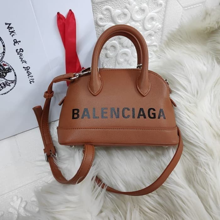 33fea39ad2 Jual balenciaga alma mini epsom bag / balenciaga alma sling bag ...