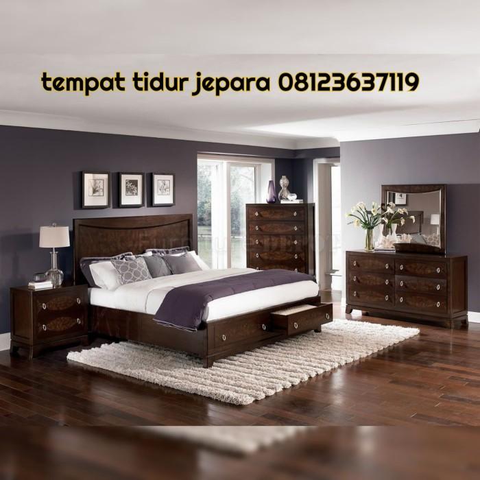 Jual Set Kamar Tidur Minimalis Mewah Mg54 Kab Jepara Tempat Tidur Jepara Tokopedia